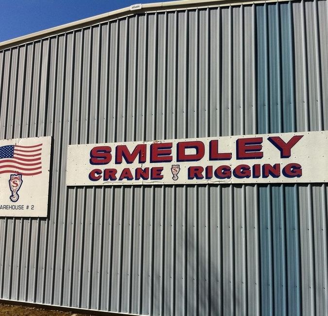Smedley_crane_rigging
