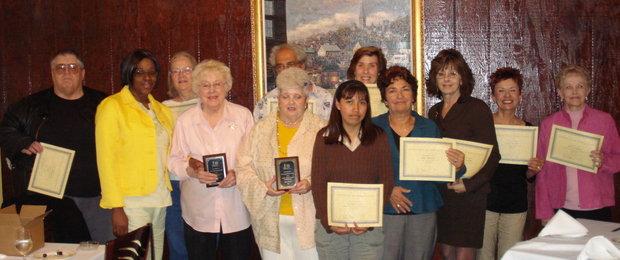 Honorees
