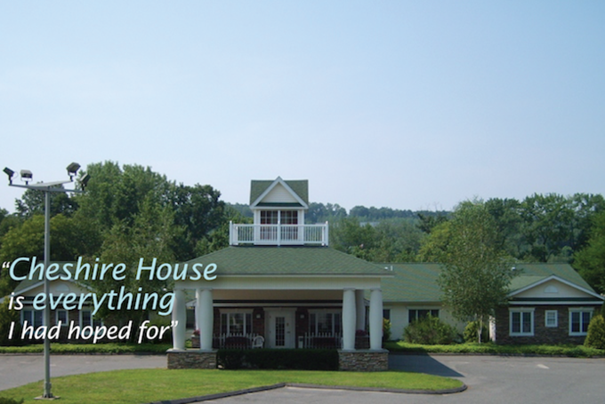 Cheshire house nursing and rehabilitation center for Chesire house