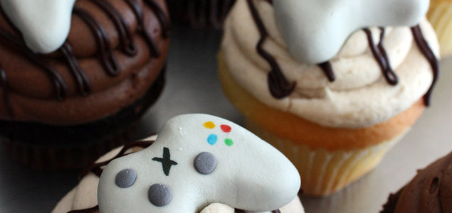 Xbox-cupcakes