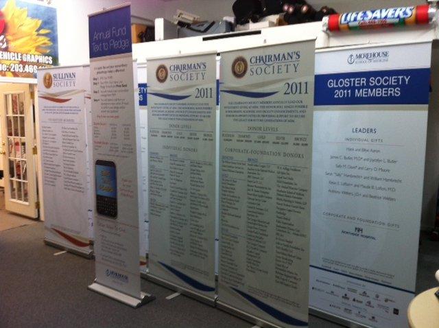 Moorehouse_university_pop_up_displays
