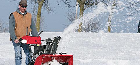 Snow-thrower