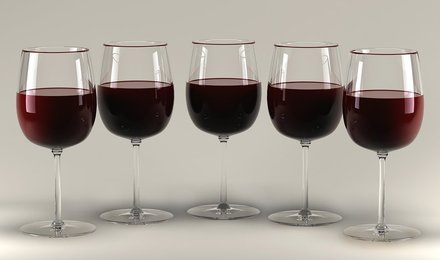 Redwineglasses