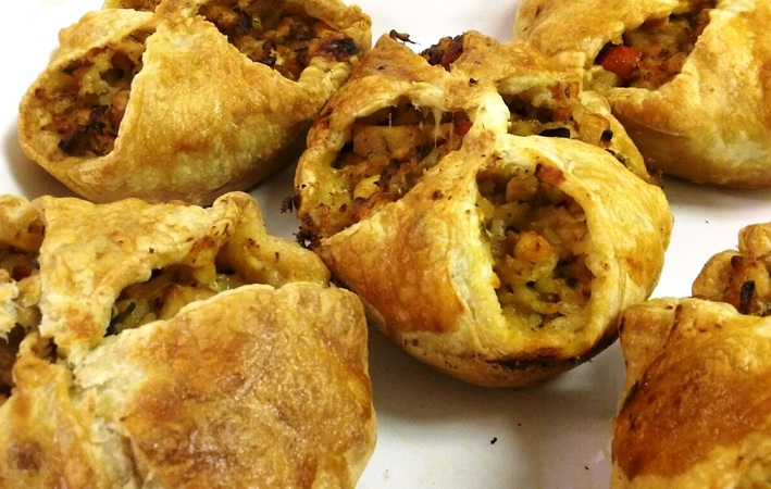 Puff_pastry_with_chicken_and_rice_and_root_veg
