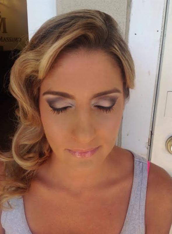 Danielle_makeup