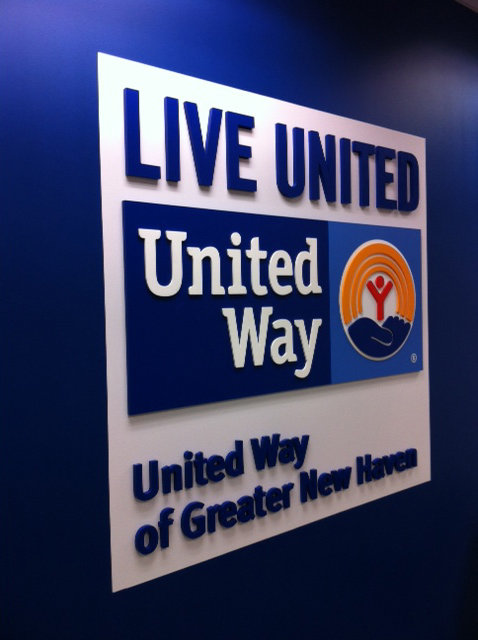 United_way_3d_wall_graphic.