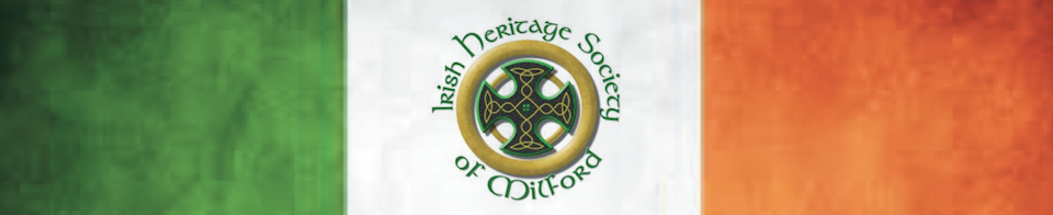 Irish Heritage Society, Milford CT