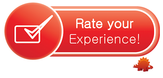 Rate Your Experience!