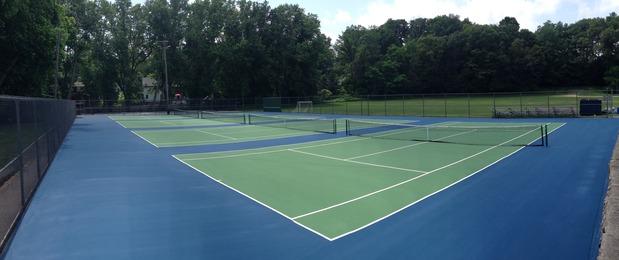 Ace Tennis Surfaces Tennis Court Resurfacing Tennis Court