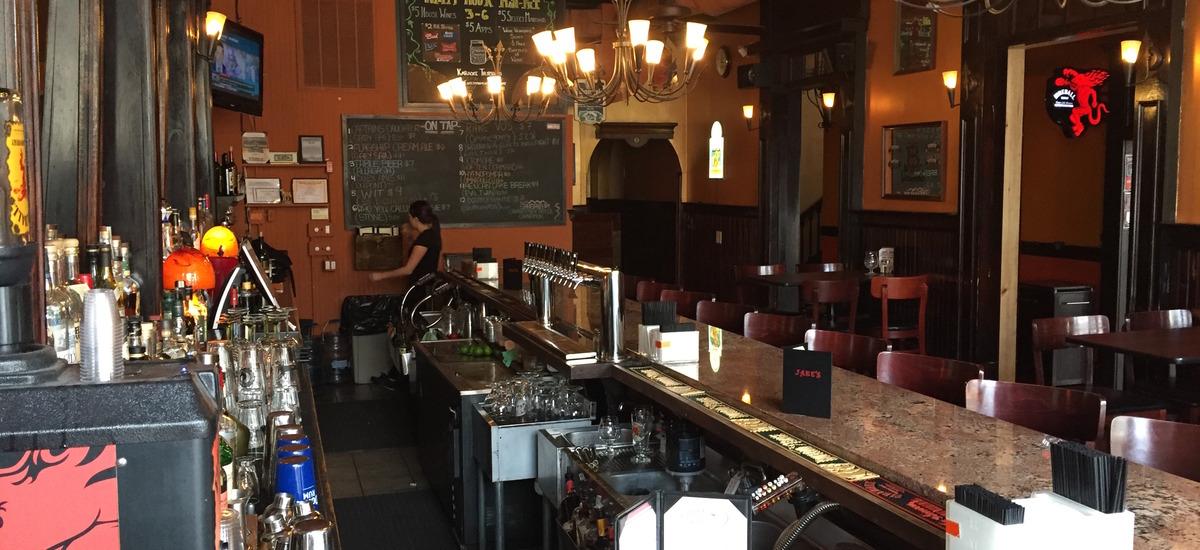 Jake S Martini Bar Home