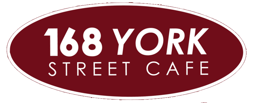 168 York Street Cafe, New Haven CT