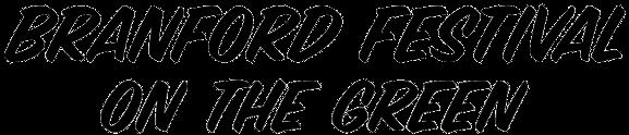2019 The Branford Festival